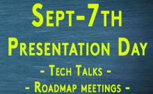 Sept/7th : Presentation Day