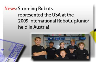 Storming Robots -Robotics Competitive Team